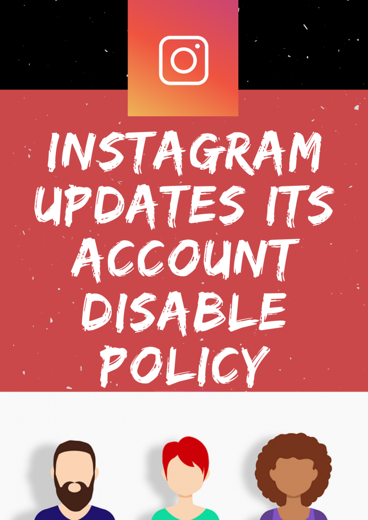 gram's account disable policy