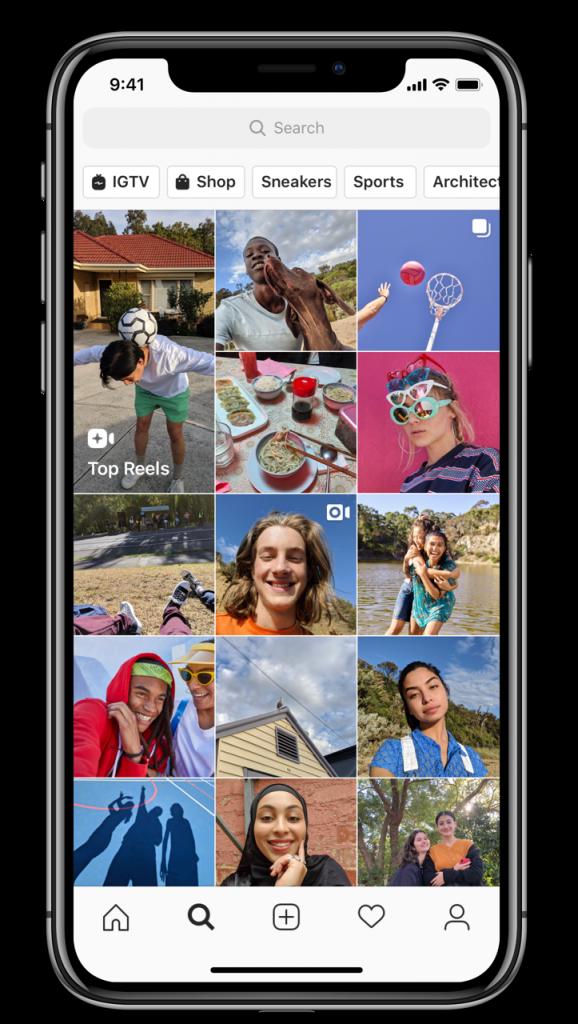 Instagram's new feature 'Reels' now in Brazil!
