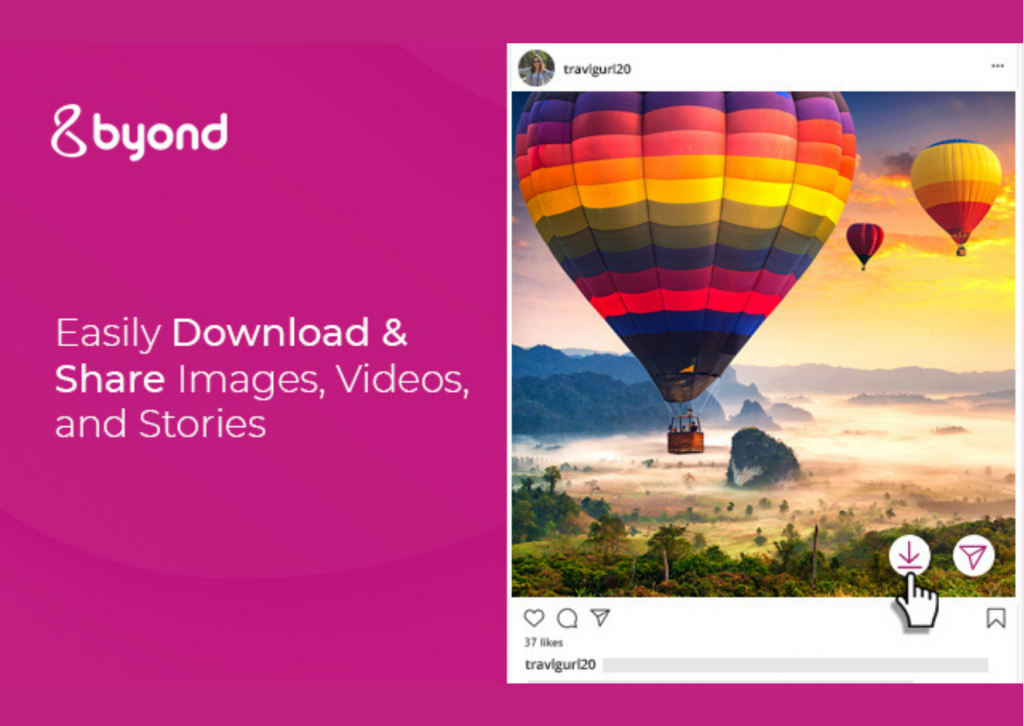 Byond Instagram Extension Review